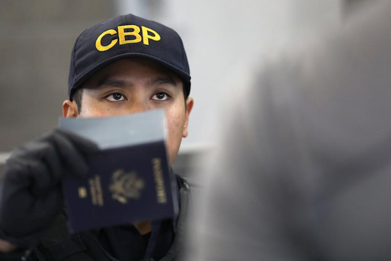 DHS will use facial recognition to scan travelers at the border