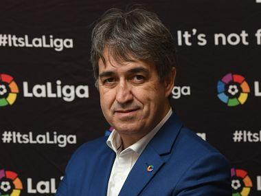 LaLiga: Better distribution of broadcast rights driving league's intense competition, says India head Jose Antonio Cachaza