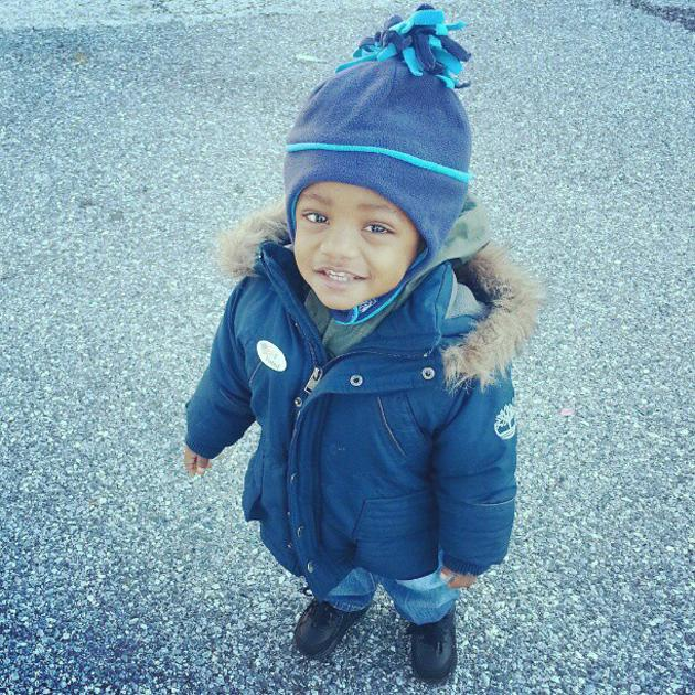 My baby voted! - @Leave_Agood_Tip, via Twitter