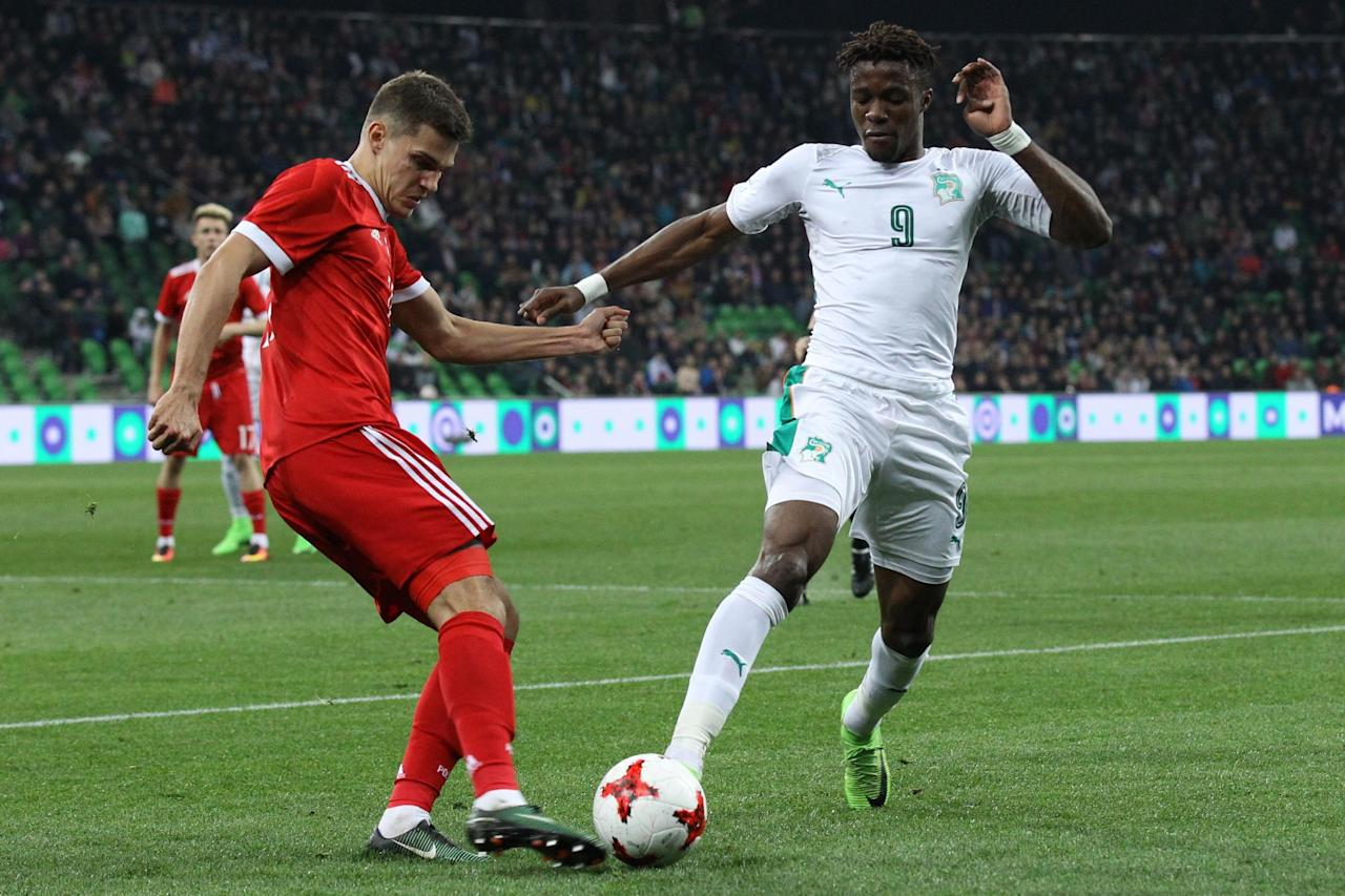 Wilfried Zaha was the first player I went to see but he had already chosen Ivory Coast over England, says Gareth Southgate