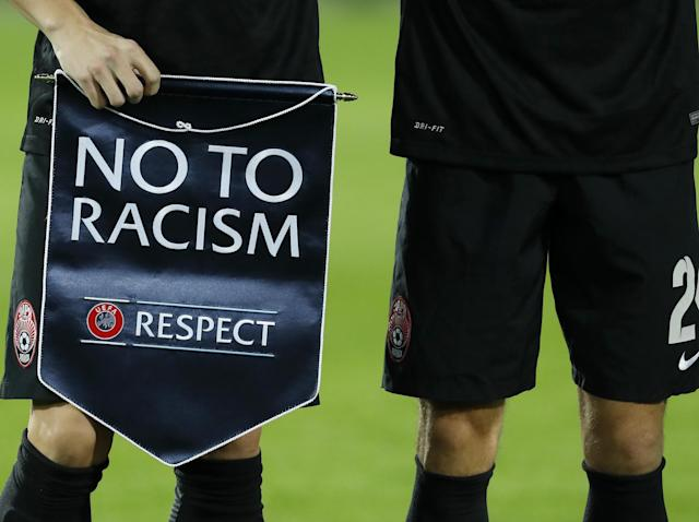 Fifa charges 2018 World Cup host Russia for fan racism