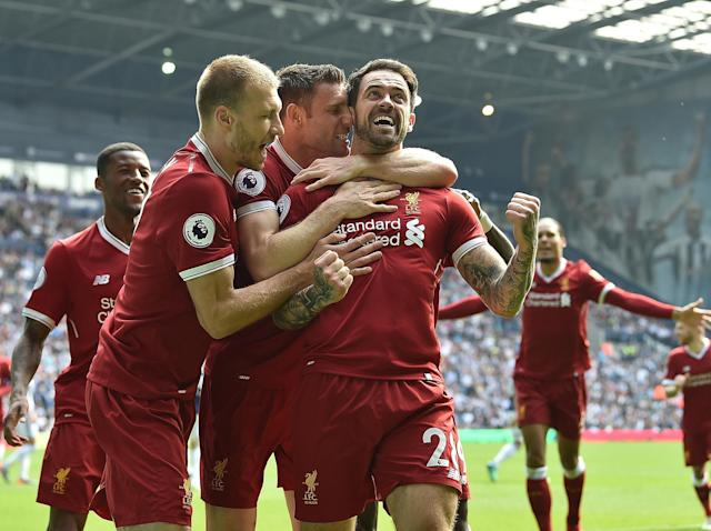 West Brom vs Liverpool LIVE: Premier League latest updates