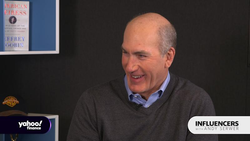 John Stankey, President and COO at AT&T as well as WarnerMedia CEO, appears on Influencers with Andy Serwer.