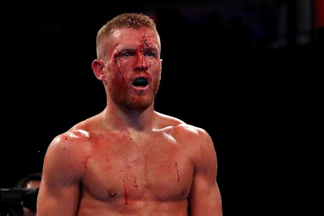 Boxing - Terry Flanagan v Maurice Hooker - WBO World Super-Lightweight Title - Manchester Arena, Manchester, Britain - June 9, 2018 Terry Flanagan Action Images via Reuters/Andrew Couldridge