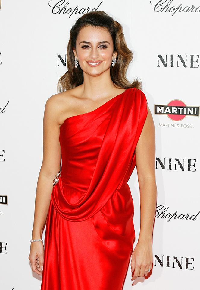 Penelope Cruz turned to family for help when she needed a double during her pregnancy.