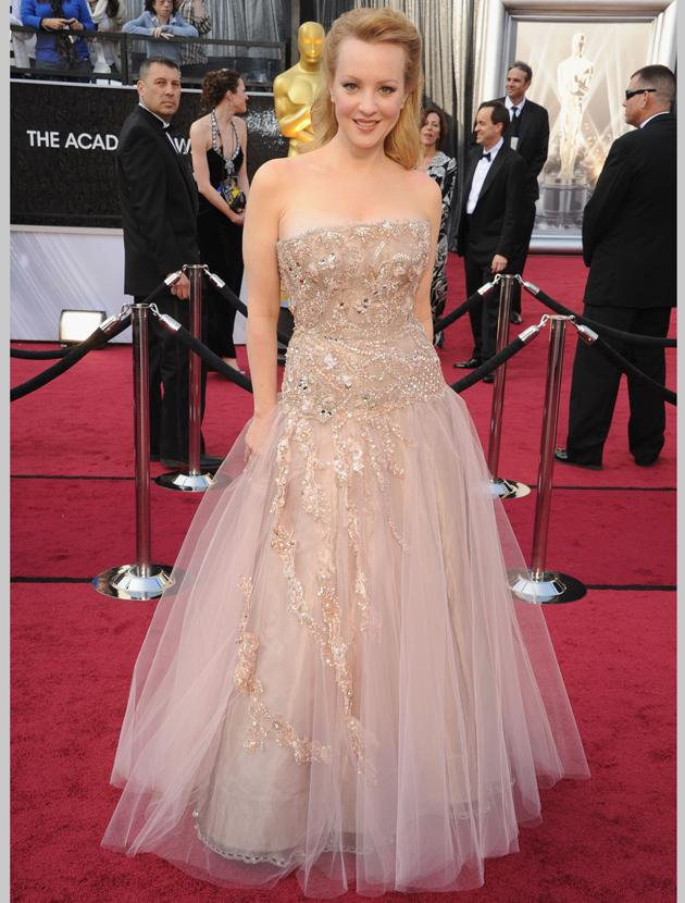 Oscars 2012: Wendi McLendon-Covey