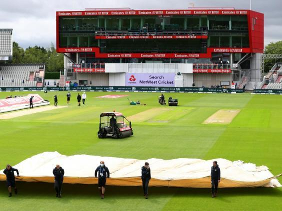 Old Trafford hosts the second Test (Getty)