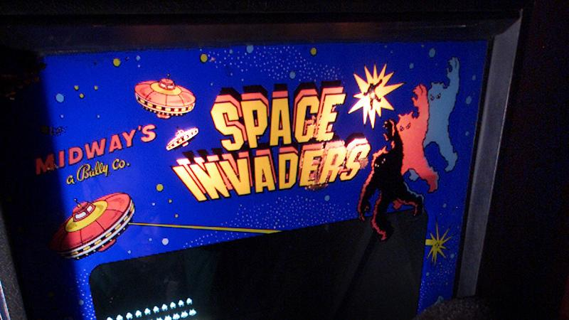 Classic video game 'Space Invaders' is on its way to the big screen. (Credit: Glenn Koenig/Los Angeles Times via Getty Images)