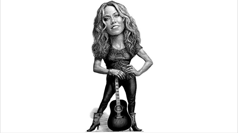The Last Word: Sheryl Crow on Keith Richards, Motherhood, Trump Fears