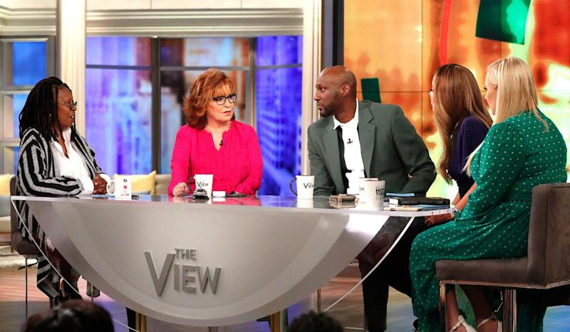 The View | Lou Rocco/Walt Disney Television/Getty