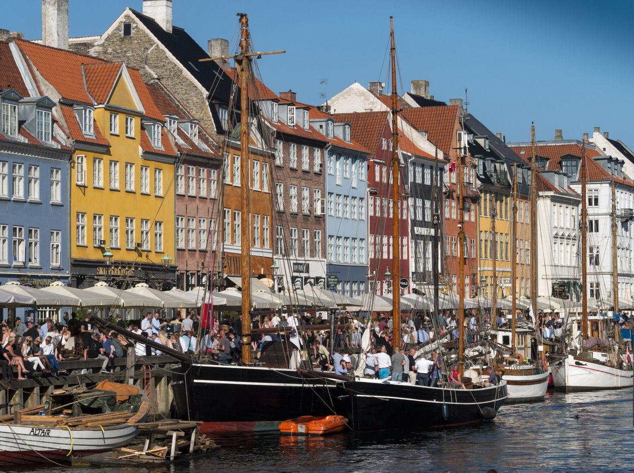 <p>The Danish capital is known for its high levels on gender equality, attractive architecture and culture, propelling it to number nine on the list of the world's best cities to live in. (Rex)</p>