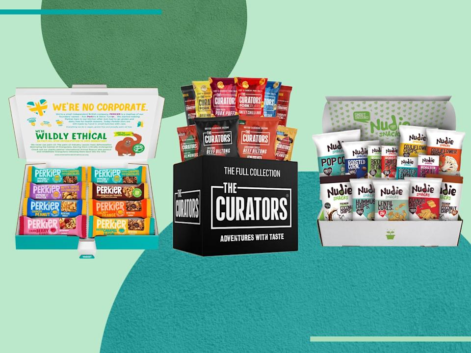 <p>From meat lovers to vegans, snack brands have all options covered</p> (iStock/The Independent)