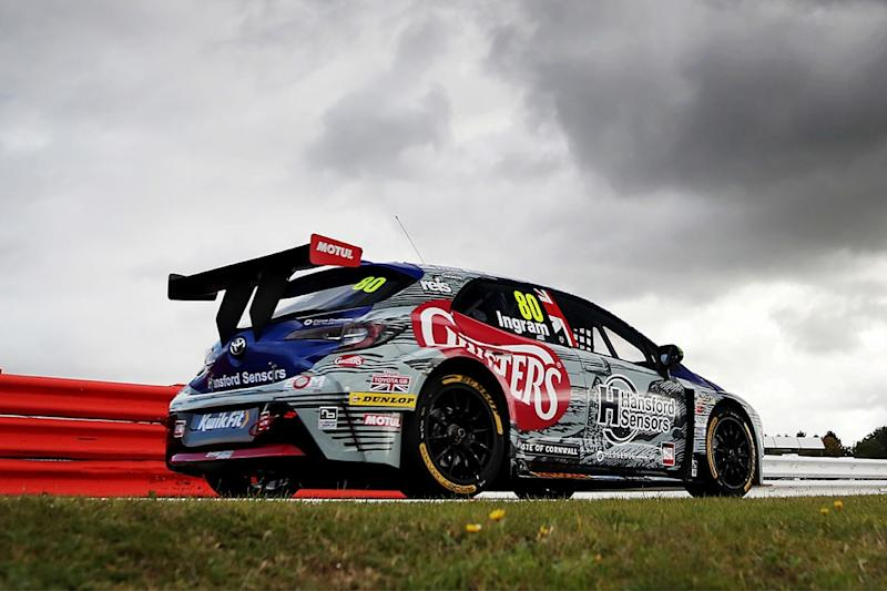Toyota squad chosen as BTCC hybrid test team