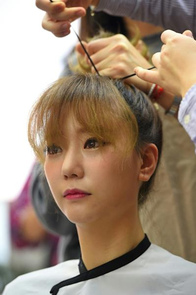Despite a population of only 50 million, South Korea is the world's third biggest plastic surgery market