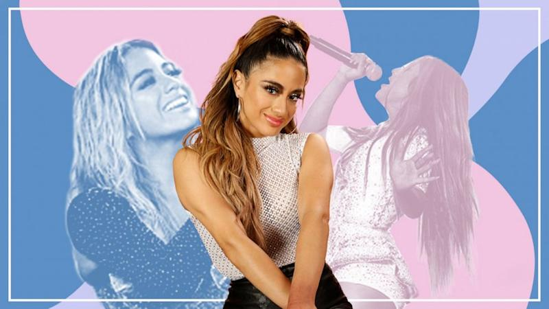 Take it from Ally Brooke: 'Take it all in, girl, because you've come so far'