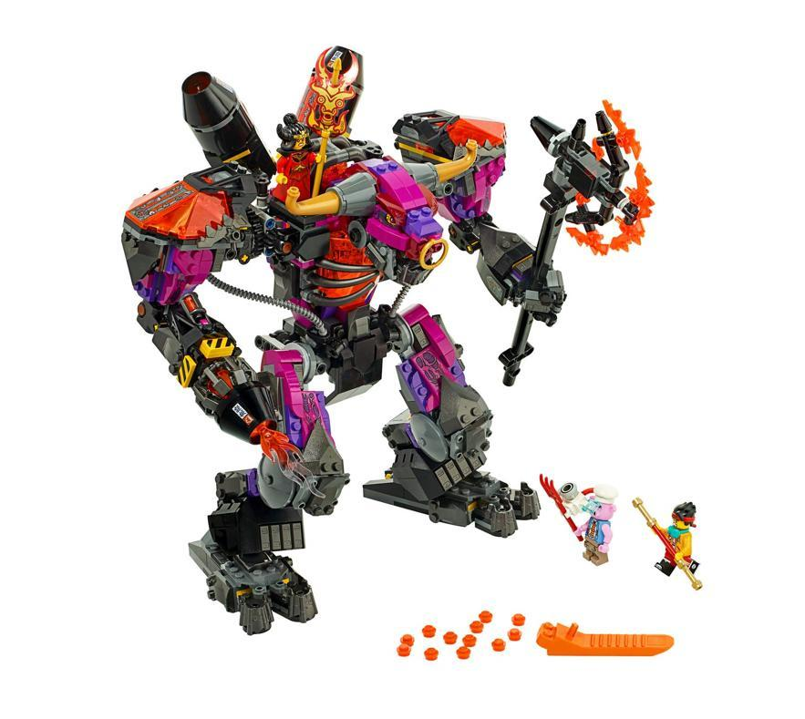 "<p>""My brother Enzo loves Legos. They are all over our house and he creates the most amazing designs with them. The only bad thing is when I step on one without shoes on. Eeks! I'd get him this one.""</p> <p><strong>Buy It! </strong><a href=""https://www.lego.com/en-us/product/demon-bull-king-80010"" rel=""nofollow noopener"" target=""_blank"" data-ylk=""slk:Lego Monkie Kid Demon Bull King, $89.99; lego.com"" class=""link rapid-noclick-resp"">Lego Monkie Kid Demon Bull King, $89.99; lego.com</a></p>"