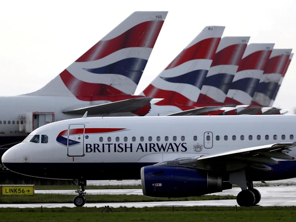 <p>One anonymous BA staff member is reported as saying: 'Crew are scared of working on the flights'</p> (Reuters)