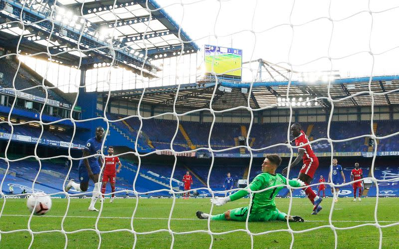 Leicester go top, Liverpool claim second win as goals fly in