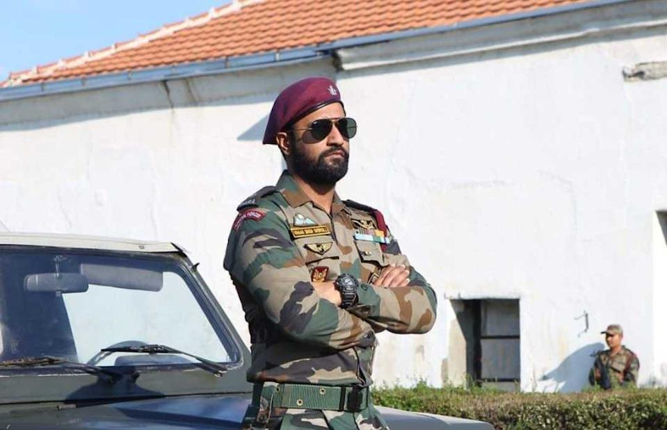 """Kaushal, who had once played the reticent Deepak in <em>Masaan</em>, does a 180 by undergoing a physical transformation and bulking up into the imposing army man who takes down terrorists. The actor gained muscle, learnt to use guns, and underwent commando training to look the part. He also gives us one of the most memorable lines for the year: """"How's the josh?"""""""