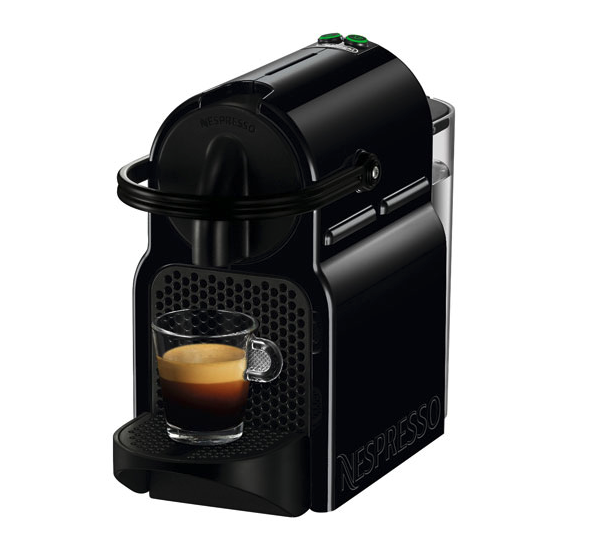 Nespresso Inissia Coffee Machine by De'Longhi. Image via Best Buy.
