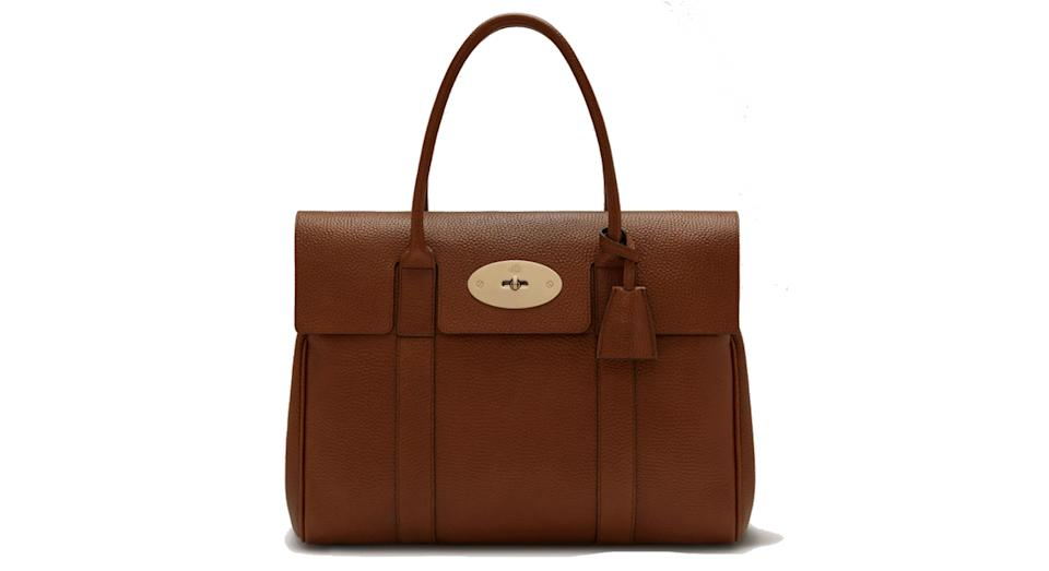 Bayswater Natural Grain Leather