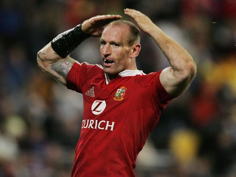 The French Rugby Federation will support Gareth Thomas after his assault: Getty