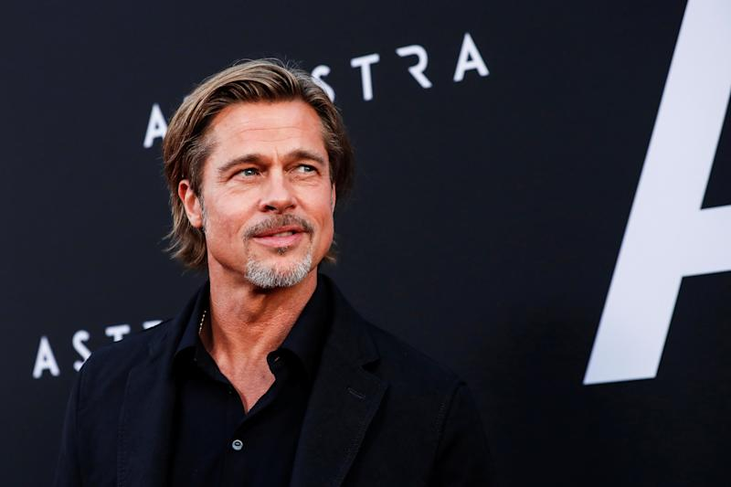 "Cast member Brad Pitt attends the premiere for the film ""Ad Astra"" in Los Angeles, California, U.S., September 18, 2019. REUTERS/Mario Anzuoni"