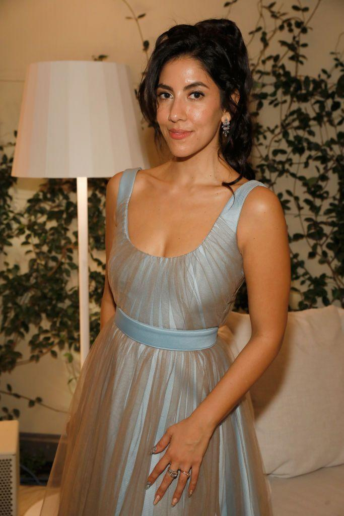 """<p>The <em>Brooklyn Nine-Nine </em>star has been open about her bisexuality and even worked with the writers of <em>B99 </em>to help her tell her character Rosa's coming out story.</p><p>""""[Dan Goor] called me and said, 'I just want to be very sensitive about this, and I really want to hear your honest answer. Would you be open to us exploring a story where Rosa comes out as bisexual?' and I was like, 'Absolutely. Yes. I'm so excited! Yes! Yes! Yes!,'"""" she told <em><a href=""""https://www.vulture.com/2018/05/stephanie-beatriz-bisexual-awakening-on-screen-and-off.html"""" rel=""""nofollow noopener"""" target=""""_blank"""" data-ylk=""""slk:Vulture"""" class=""""link rapid-noclick-resp"""">Vulture</a></em>.</p>"""