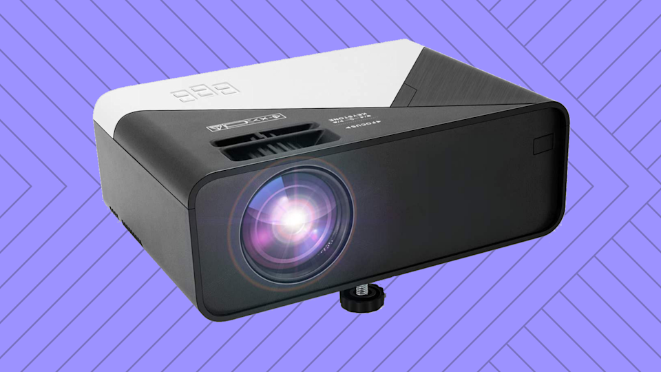 Forget getting a new TV! The best Prime Day deals on projectors are right here! (Photo: Amazon)