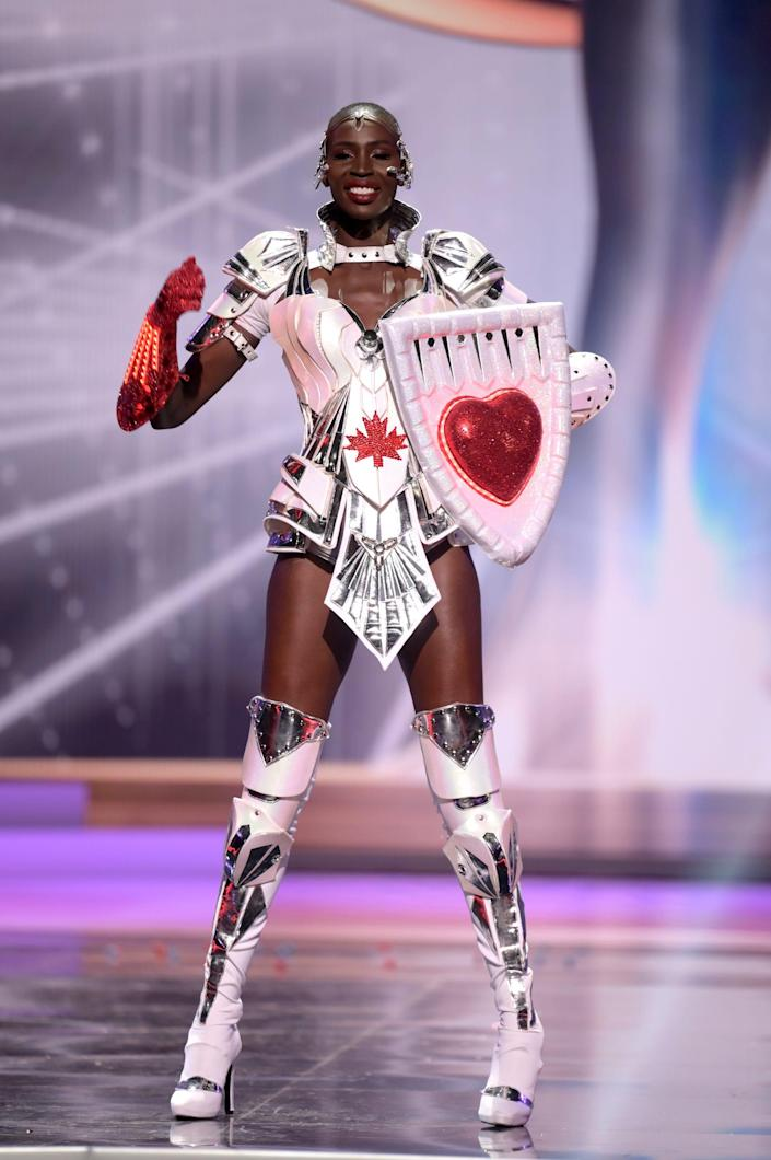 Miss Canada National Costume Show 2021