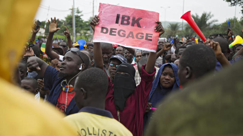 Mali security forces fire tear gas as opposition restart demonstrations against president