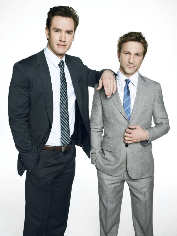 "<P><B>""Franklin & Bash"" (TNT)</b><br> <br><B>Returns June 5</b> <br> <br>This show about two unconventional ambulance-chasing lawyers is back, and this time they've got some high-profile names along with them. Jane Seymour is making an appearance as Mark-Paul Gosselaar's mom, as are Cybill Shepard, Rick Fox, and Kevin Nealon. </P>"