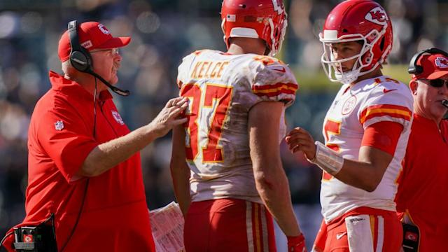 Chiefs favored in home opener against Ravens