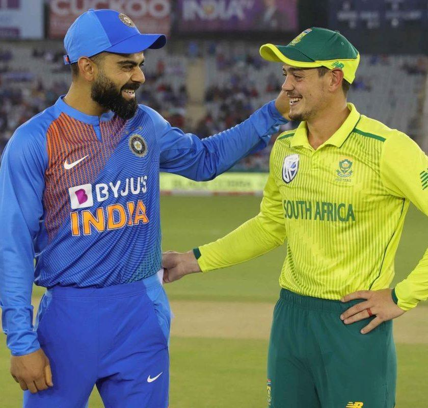 India South Africa T20I Series in UAE