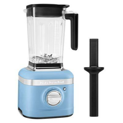 "<p><strong>KitchenAid</strong></p><p>bedbathandbeyond.com</p><p><strong>$259.99</strong></p><p><a href=""https://go.redirectingat.com?id=74968X1596630&url=https%3A%2F%2Fwww.bedbathandbeyond.com%2Fstore%2Fproduct%2Fkitchenaid-reg-k400-blender-with-tamper%2F5389541&sref=https%3A%2F%2Fwww.goodhousekeeping.com%2Fappliances%2Fblender-reviews%2Fg4864%2Fbest-blender-reviews%2F"" rel=""nofollow noopener"" target=""_blank"" data-ylk=""slk:Shop Now"" class=""link rapid-noclick-resp"">Shop Now</a></p><p>This pretty blender claims to blend ""even the toughest ingredients, from kale to almonds'' and it passed our test with flying colors – we couldn't taste the kale in our smoothie, <strong>it crushed ice into snow-like consistency, and it even blended chia seeds smoothly.</strong> It features easy-to-use presets for crushing ice, smoothies, and icy drinks. Plus, a little soap and water added to the self-clean cycle makes sure no food bits are left behind in hard-to-reach spots. In our tests we noticed that the ""Start"" button is a little small and sometimes needed to be pressed several times to activate. We love its sleek design and lower price point compared to similar high-powered blenders. You can pick from a variety of fun colors. </p>"