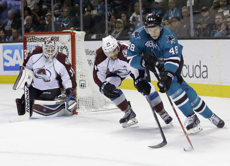 Kings-Sharks rivalry resumes in 1st round