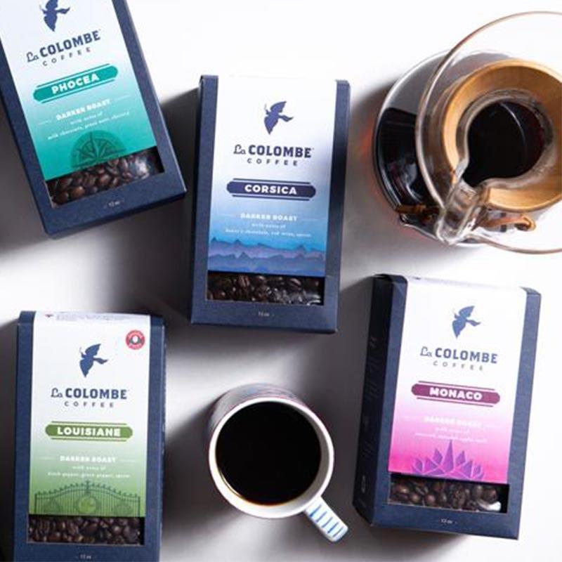 "For anyone who dabbles in coffee but mainly just loves frothy oat milk and rich mocha, caramel, or TikTok-famous dalgona, the La Colombe subscription box is a prime pick. $42, La Colombe. <a href=""https://www.lacolombe.com/products/classic-reserve-subscription?nosto=categorypage-nosto-1"" rel=""nofollow noopener"" target=""_blank"" data-ylk=""slk:Get it now!"" class=""link rapid-noclick-resp"">Get it now!</a>"