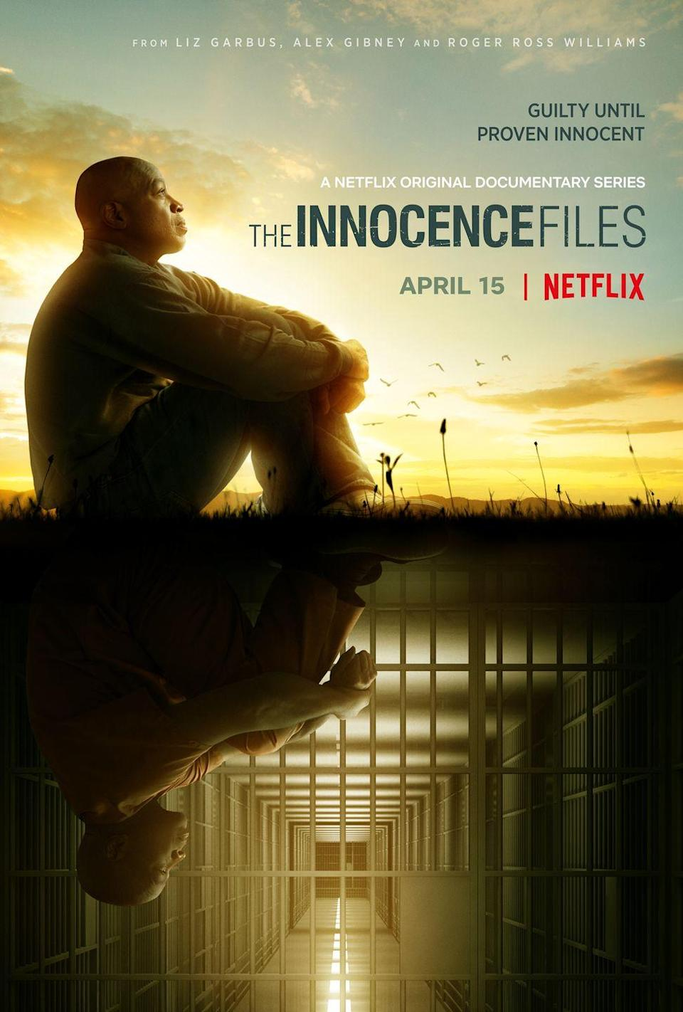 """<p>This <a href=""""https://www.womenshealthmag.com/life/a32098069/netflix-innocence-files-cast-now/"""" rel=""""nofollow noopener"""" target=""""_blank"""" data-ylk=""""slk:nine-part documentary series"""" class=""""link rapid-noclick-resp"""">nine-part documentary series</a> depicts multiple convictions that have been overturned thanks to the work done by the <a href=""""https://www.google.com/aclk?sa=l&ai=DChcSEwjRkOiht6zpAhVICIgJHQPnBmsYABAAGgJxbg&sig=AOD64_3ZRItvb4F-STDbqhYYnkLVr7hGuw&q=&ved=2ahUKEwiIj-Cht6zpAhUJmuAKHXvRAXYQ0Qx6BAgoEAE&adurl="""" rel=""""nofollow noopener"""" target=""""_blank"""" data-ylk=""""slk:Innocence Project"""" class=""""link rapid-noclick-resp"""">Innocence Project</a> (the same organization that freed the five innocent men known as the <a href=""""https://www.womenshealthmag.com/life/a27394351/central-park-five-true-story/"""" rel=""""nofollow noopener"""" target=""""_blank"""" data-ylk=""""slk:Central Park Five"""" class=""""link rapid-noclick-resp"""">Central Park Five</a>, whose stories were told in the documentary of the same name and dramatized in Ava DuVernay's <em><a href=""""https://www.womenshealthmag.com/life/a27679359/central-park-five-prison-how-long-netflix-when-they-see-us/"""" rel=""""nofollow noopener"""" target=""""_blank"""" data-ylk=""""slk:When They See Us"""" class=""""link rapid-noclick-resp"""">When They See Us</a></em>)<em>. </em></p><p>The Innocence Project uses DNA evidence to reinvestigate crimes and shed light on how this country's criminal justice system is, in many ways, flawed.</p><p><a class=""""link rapid-noclick-resp"""" href=""""https://www.netflix.com/title/80214563"""" rel=""""nofollow noopener"""" target=""""_blank"""" data-ylk=""""slk:Watch Now"""">Watch Now</a></p>"""
