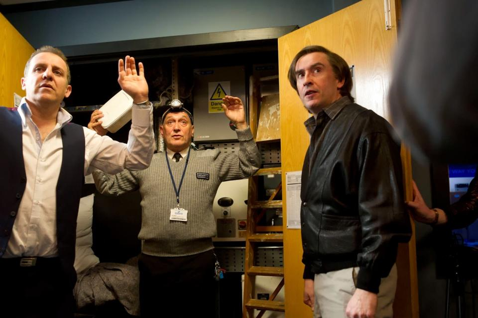 Alan Partridge: Alpha Papa airs on December 28th (StudioCanal)