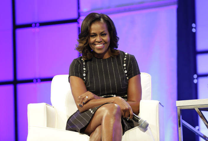 Former first lady Michelle Obama (Getty Images)