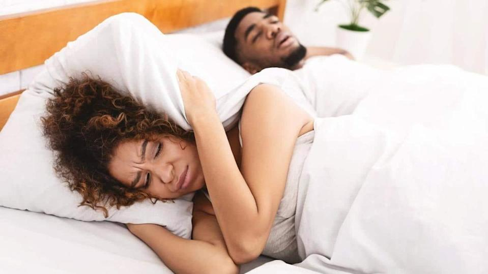 A few effective tips to get rid of snoring
