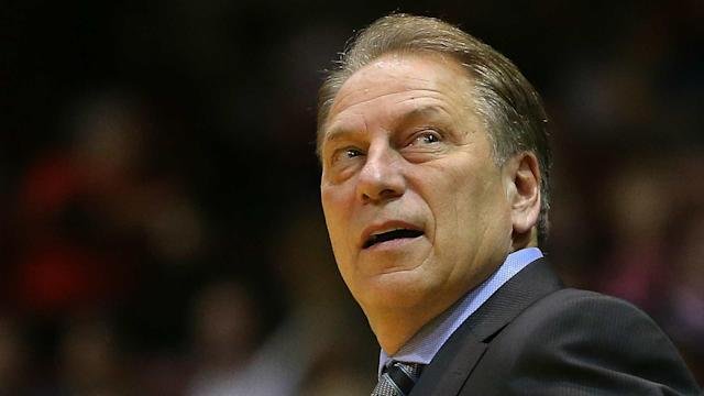 Izzo has taken the Spartans to seven Final Fours and won the 2000 national championship.