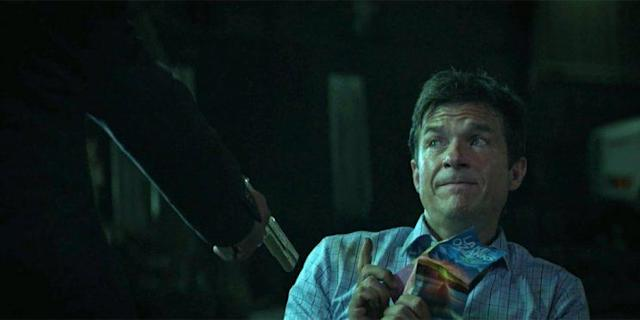 Marty pleads for his life in 'Ozark' (Credit: Netflix)