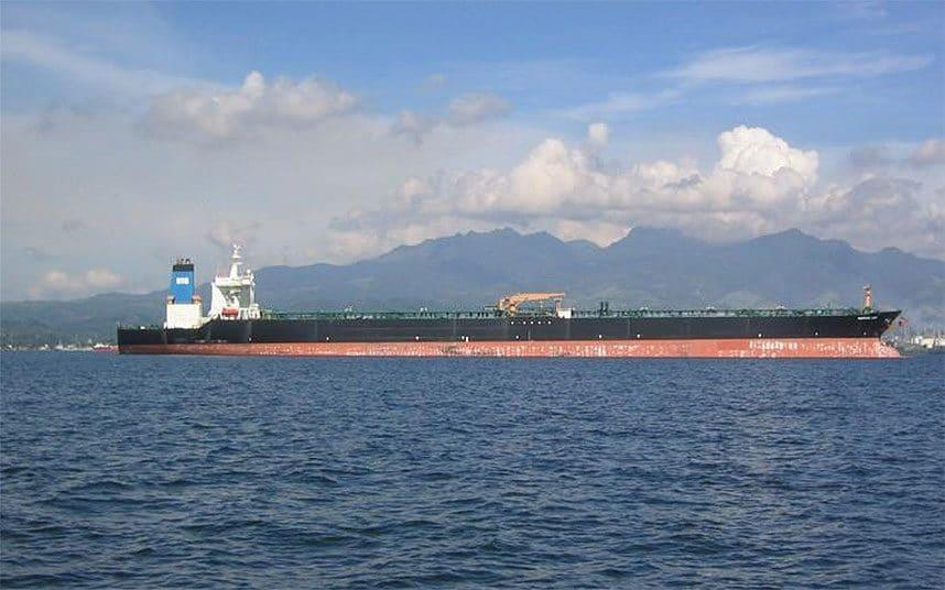 The Adrian Darya 1 oil tanker is suspected to be delivering oil to Syria in defiance of an agreement with the UK
