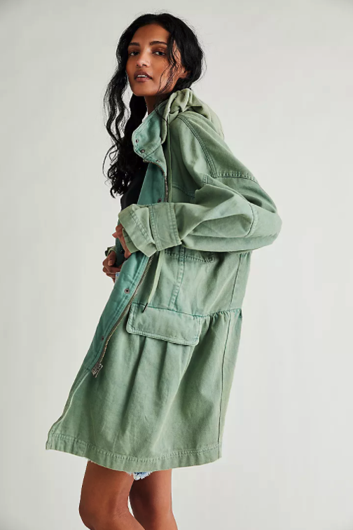 Nocturne Parka. Image via Free People.