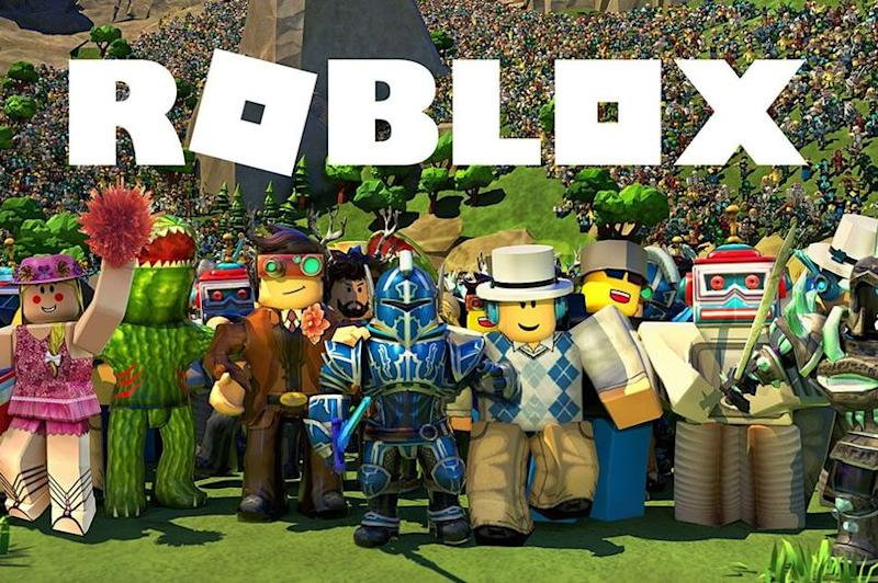 Steve Cumming's daughter unknowingly spent £4,642 on a Roblox gaming app (Picture: Roblox)