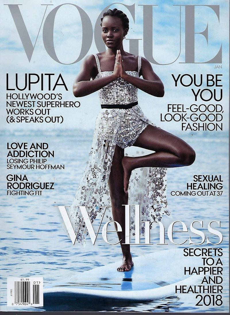 Lupita Nyong O Has More Vogue Covers Than Michelle Obama