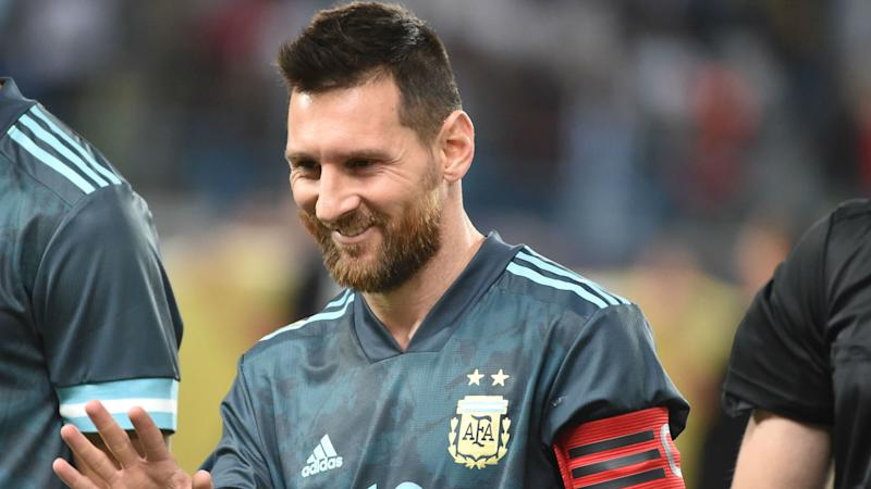Messi tries to manipulate referees, says Thiago Silva
