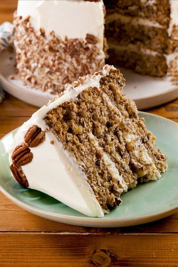 """<p>This is basically a mix between carrot cake and banana bread, and you're gonna be obsessed.</p><p>Get the recipe from <a href=""""https://www.delish.com/cooking/recipe-ideas/a26844871/hummingbird-cake-recipe/"""" rel=""""nofollow noopener"""" target=""""_blank"""" data-ylk=""""slk:Delish"""" class=""""link rapid-noclick-resp"""">Delish</a>.</p>"""