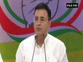 Congress spokesmen Randeep Singh Surjewala questions Rs 45,000-crore submarine contract to Adani